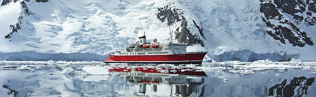 G Adventures Expedition ship